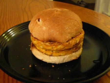 Double-Decker Burger