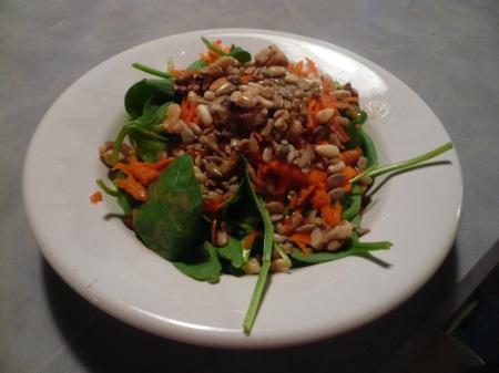 Wednesday Afternoon Salad