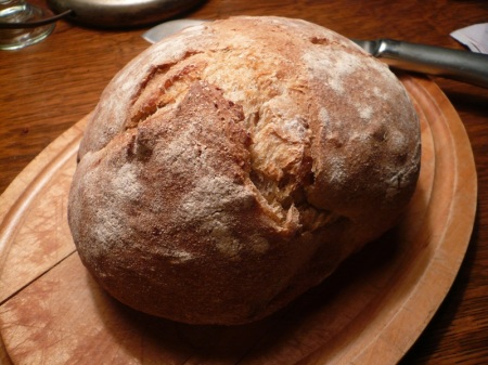 Potato Sourdough