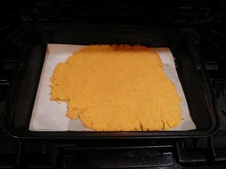 Cornmeal Wafers 1