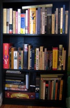dewey bookshelf