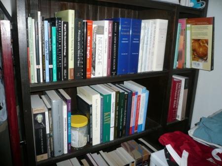 Bookshelf Wide