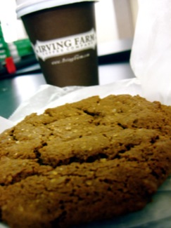 irving farms cookie