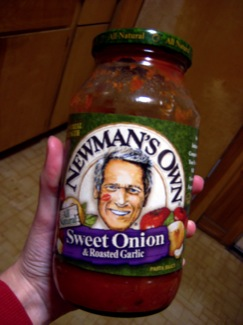 Newman's Own Sweet Onion Sauce