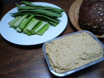 Saturday Hummus