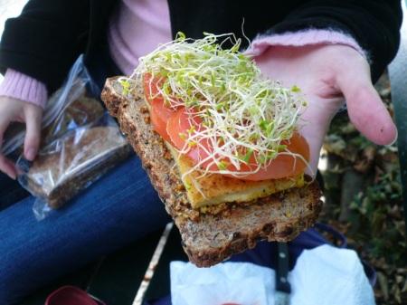 Saturday Sandwich