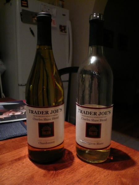 TJ's Wine