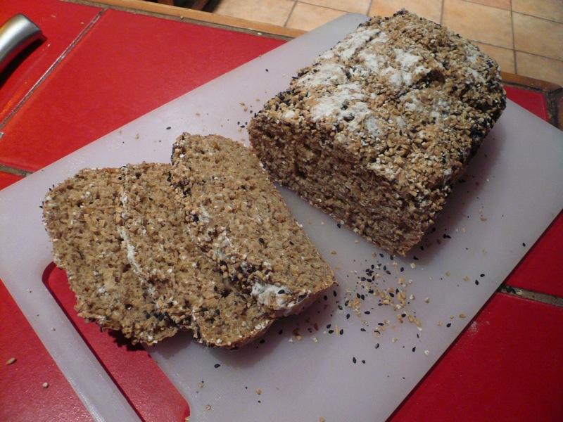 Vegan Steel-Cut Oat Soda Bread   Until We Eat Again