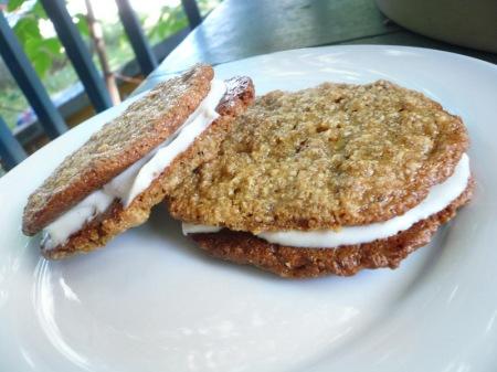 Gluten-Free Sandwich Creme Cookies